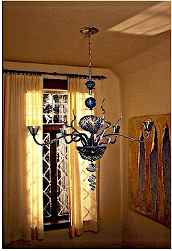 Chandelier Slightly Above 250x365.jpg (40566 bytes)